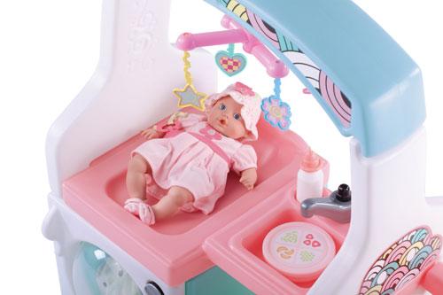 Deluxe Nursery Center Step2 Plastic Toys